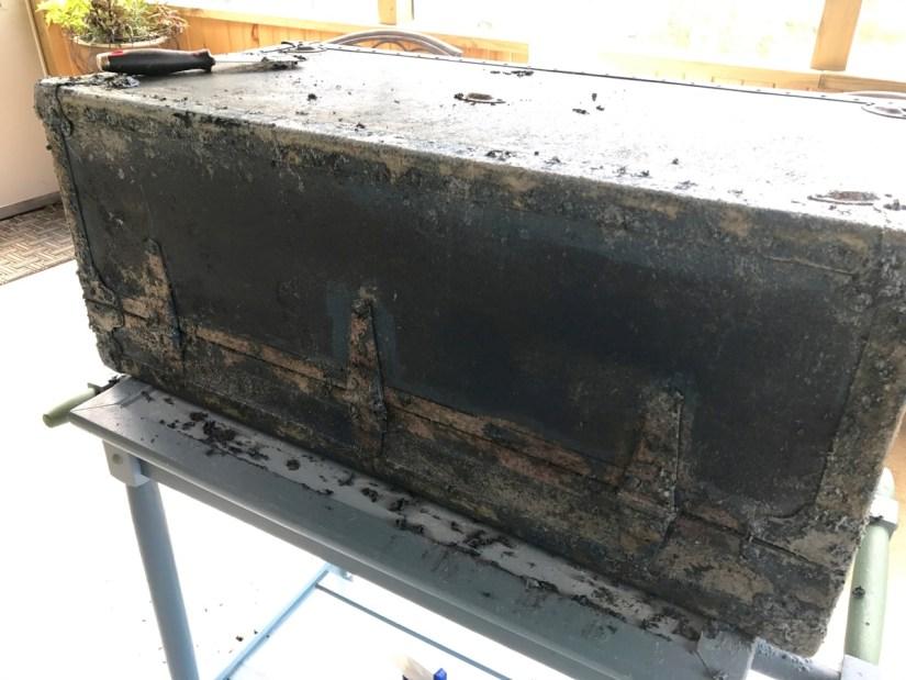 army trunk rehab