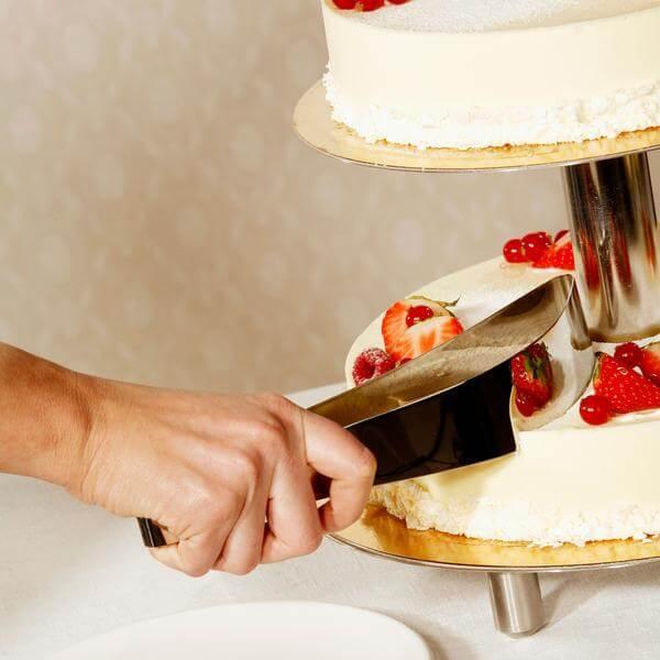 Cake and pie server - Buttercream
