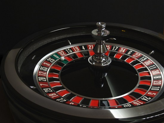 The TCSJOHNHUXLEY Saturn roulette wheel
