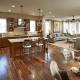 Interior Design Ideas Minimalist, Classical & Modern Combination Model
