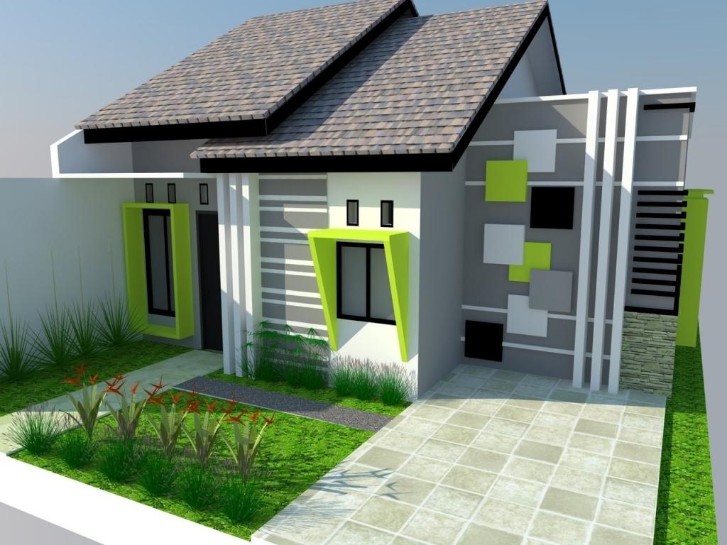 109 Gambar Eksterior Rumah Minimalis Sederhana Gambar Desain Rumah
