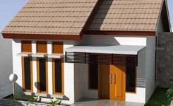 Rumah minimalis sederhana bagus