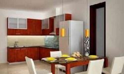 Mantap ! Inilah Desain Dapur Dan Ruang Makan Terbuka Terbaru