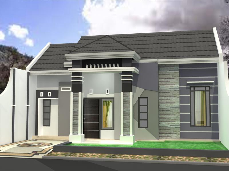 Rumah Minimalis Modern Terbaru Desain Rumah Minimalis