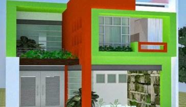 80 Warna Cat Rumah Minimalis Interior Dan Eksterior Elegan