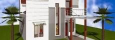 10 Bentuk Rumah Sederhana Ukuran 6×9 Terbaru 2018