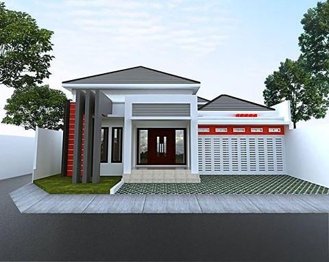 71 Gambar Tampak Rumah Bagian Depan Terbaru