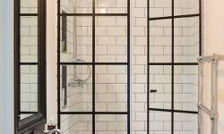 25 Model Pintu Kamar Mandi Alumunium dan Kayu Terbaru