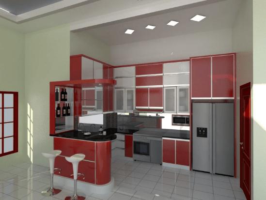 Biaya Kitchen Set Per Meter
