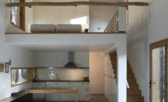 25 Desain Interior Rumah Minimalis 2 Lantai Terbaru 13