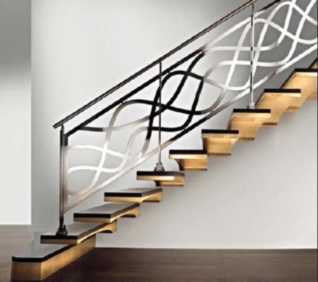 Permalink to 25 Model Railing Tangga Rumah Minimalis Terbaru
