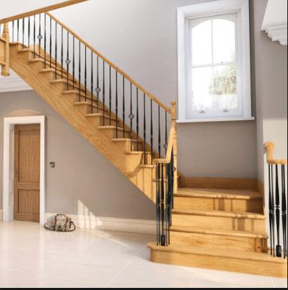 35 Model Tangga Rumah Minimalis 2 Lantai Terbaru