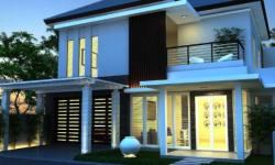 80 Desain Rumah Minimalis 2 Lantai 6×15 Terbaru