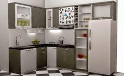 40+ Gambar Kitchen Set Minimalis Sederhana Dan Murah 3