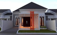 50+ Contoh Rumah Minimalis Sederhana Model Terbaru 1