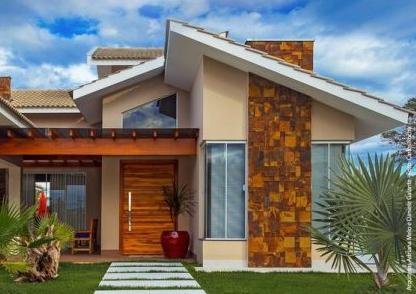 Permalink to 99+ Foto Rumah Minimalis Sederhana Modern Tampak Depan