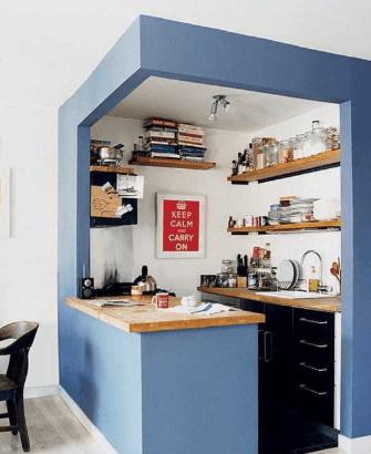Desain Ruang Tamu Minimalis Ukuran 2x2 dapur minimalis ukuran 2x2 meter sederhana tapi elegan