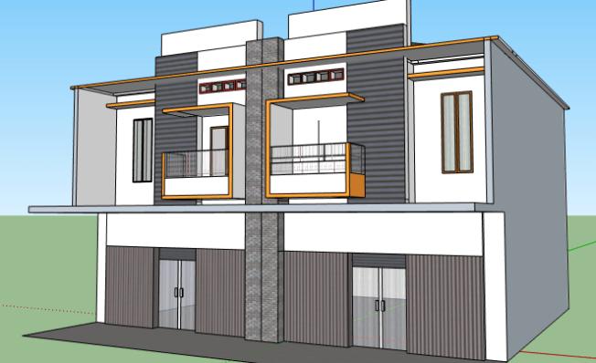 Desain Rumah Ruko Minimalis 1 Lantai 20 model desain pondasi rumah minimalis 1 lantai 2 desain