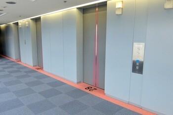 恐ろしいエレベーター