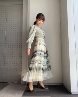 渡邊渚アナの乳