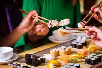 アメリカの和食