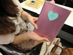 女子大生の手帳