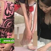 【胸チラ事故】ローラ(24)がSEXYドレスを着た結果wwwww