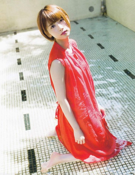 2016年8月28日追加 橋本奈々未の生脚画像002