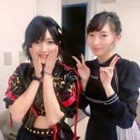 NMB48須藤凜々花「まさな先輩と…写メを撮って頂きましたっっ😭😭😭✨」