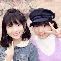 【ゆらら】SKE48後藤楽々と小畑優奈が東海Walker「アルイテラブル2」の撮影!