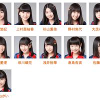 10月19日のSKE48青春ガールズ公演 仲村和泉が休演、佐藤佳穂が出演に変更「少し前から足の調子が良くなくて」