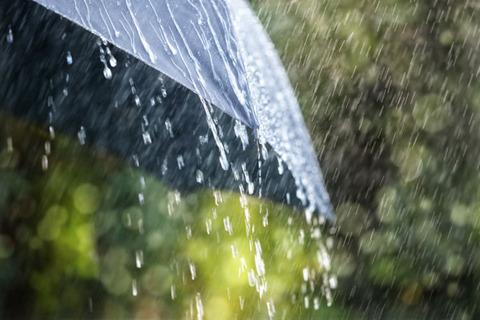 英語_梅雨_雨
