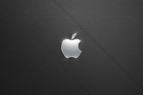 free-wallpaper-leather-holes-apple