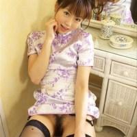 チャイナ服着てる女の子のエロ画像40枚