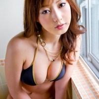池田夏希 Fカップ巨乳アイドルのエロ画像30枚