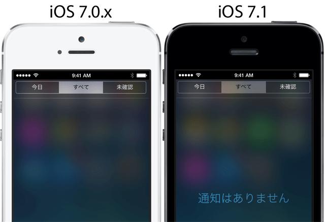 iOS7-71-通知センター2