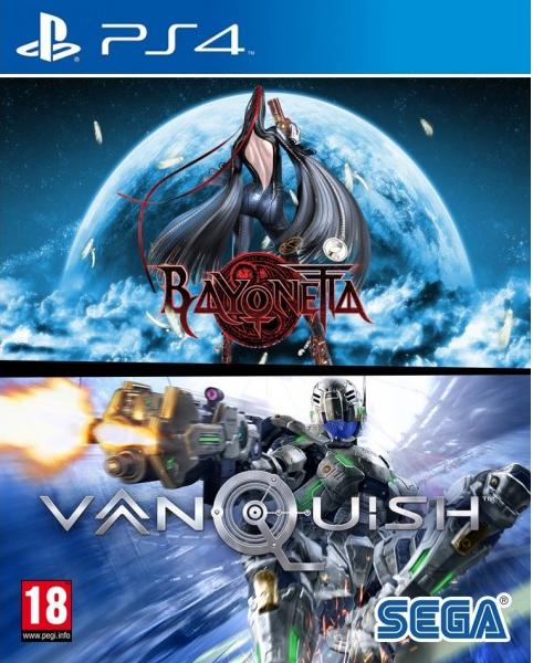 PS4『Bayonetta & Vanquish Pack』11月発売?!海外小売複數店にて ...