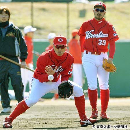 広島カープ_WBCシフト