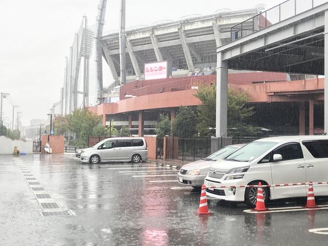 CSファイナル4回戦_雨天中止