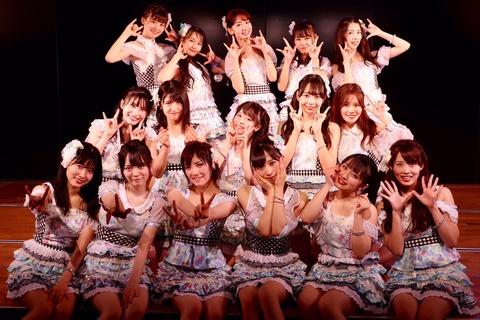 【AKB48】柏木由紀プロデュース「僕の夏が始まる」公演、ひっそりと終了