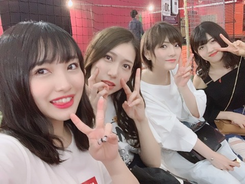 【AKB48】小栗有以、向井地美音、岡田奈々、村山彩希が新規獲得して盛り上げないといけないんだよな