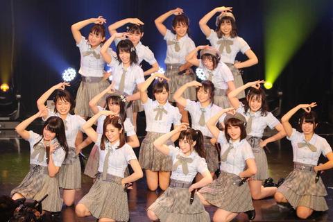 【AKB48】チーム8って卒業する度にメンバーを補充してるけど