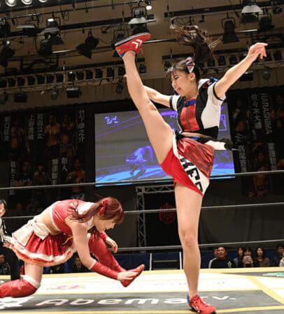 【SKE48】荒井優希が女子プロレスに本格参戦wwwwww