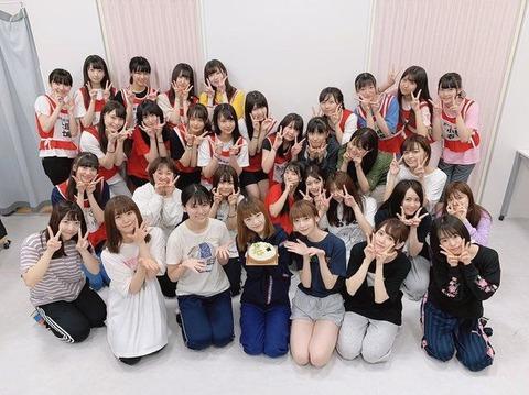 【朗報】NGT48さん、目的のないレッスン継続100日確定wwwwww