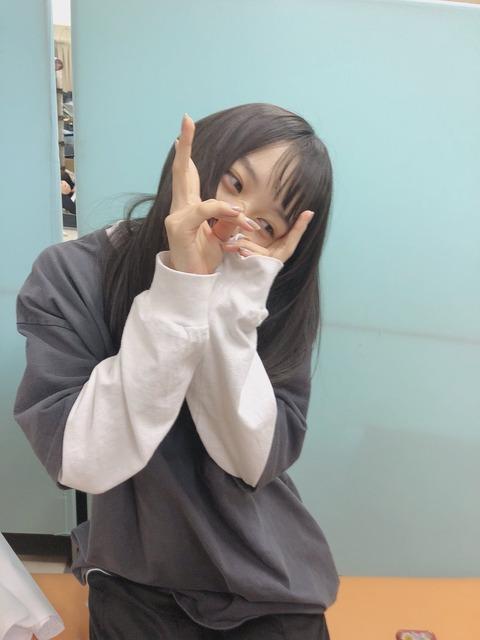【AKB48】最近の横山結衣ちゃんって長久玲奈ちゃんに似てきてない?【チーム8】
