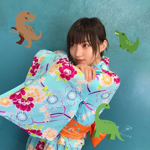 【NMB48】太田夢莉たその浴衣姿が可愛すぎて一緒にお祭り行きたい