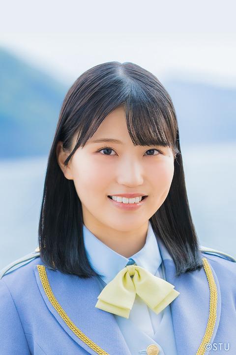 【STU48】吉崎凛子「話したいことはたくさんあるが、モバメは運営の検閲が厳しいから今後配信で話す。」