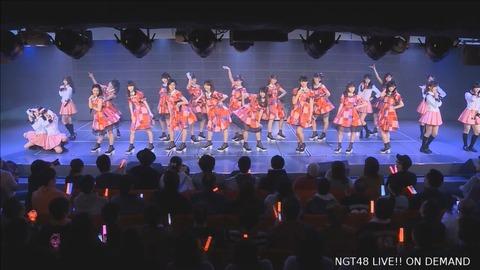 【NGT48】一番好きな楽曲はどれ?