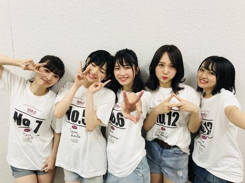 【AKB48G】生半可な気持ちじゃなく、ガチでアイドルやってるメンバー