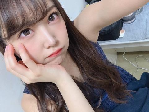 【NMB48】水着姿ですらない白間美瑠さんで抜いてしまった・・・【みるるん】